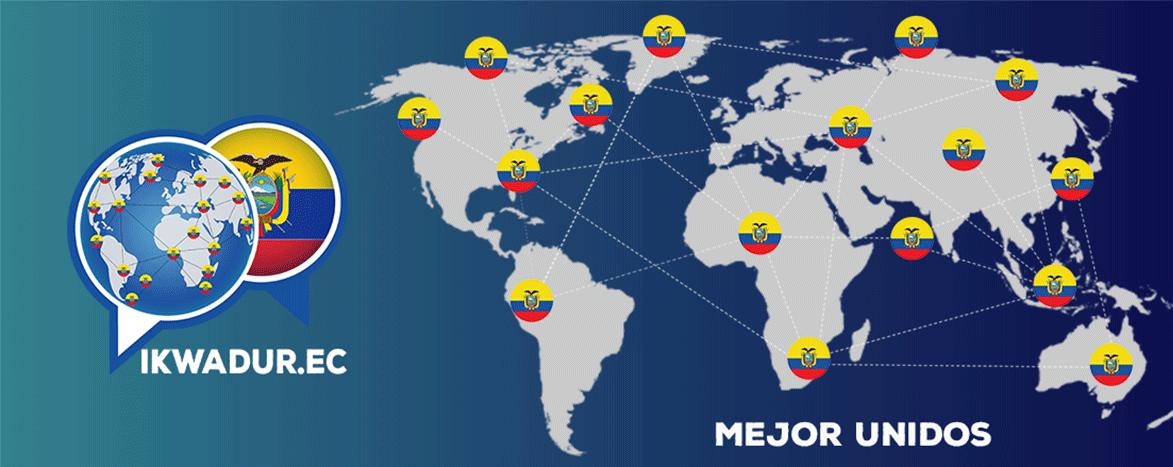 Comunidad Virtual de Ecuatorianos
